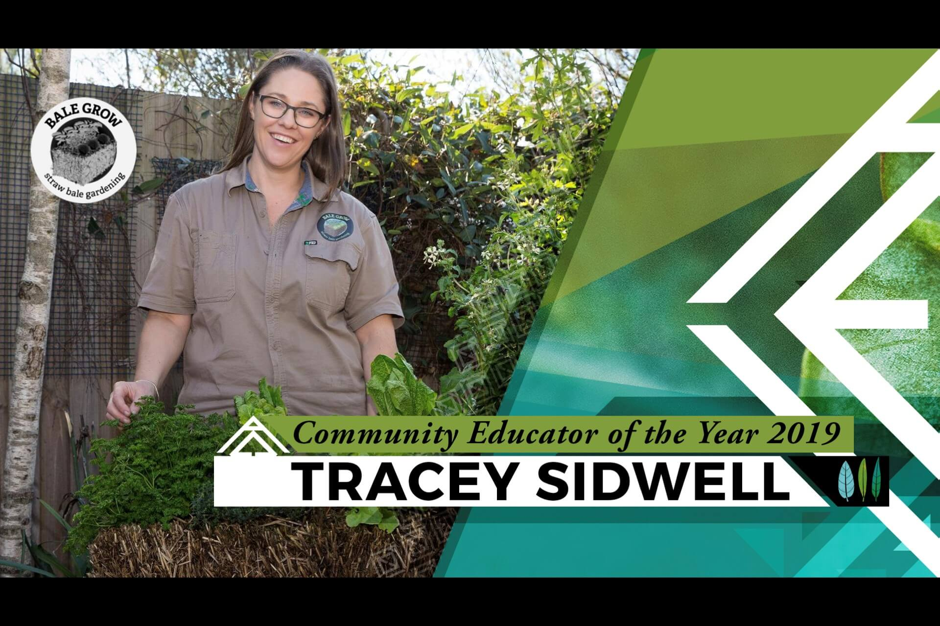 Community Educator of the Year.